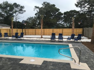 SUMMERWIND CUDA TOO PRIVATE POOL BASKETBALL COURT