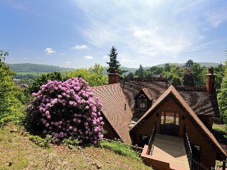 Arden House : The Turret, Church Stretton
