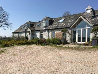 Amazing Troon Open 2016 Letting opportunity - Meadowlands Farm, beautiful luxury farmhouse