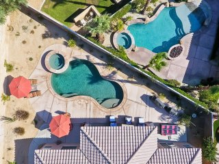 Private Luxury Pool and Spa, Indio
