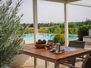 TRULLI MONTE VERDE with private pool set in pictoresque countryside location