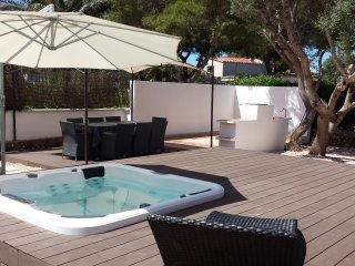Villa with hot tub - jacuzzi - in Menorca