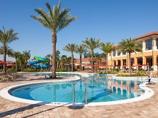 3 bedroom sleeps 8 Fantastic Resort in the heart of Kissimmee
