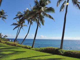 Poipu Shores 104A, Deluxe Oceanfront, 2BR Condo