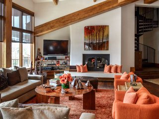 Manor Vail Penthouse 324, Sleeps 13