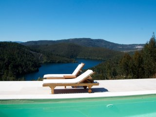 Fabulous Lake Houses in a Natural Park, Pedrogao Grande