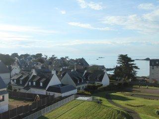 Accès et VUE MER, au calme, quartier de Rothéneuf, Saint-Malo