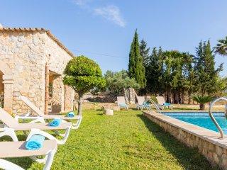 Bonita Casa rural con piscina y relax