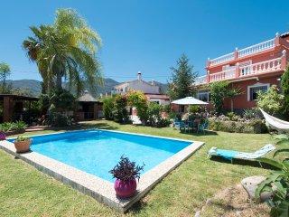 Preciosa villa española, Alhaurin el Grande