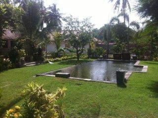 chambre privee avec belle terrasse individuelle, Selong Belanak