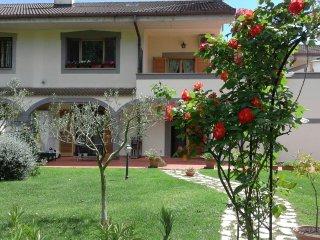casa delle rose, Bracciano