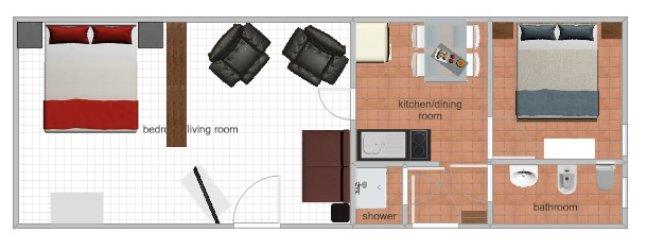 floor plan / Planimetry