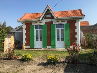 Villa traditionnelle de bord de mer