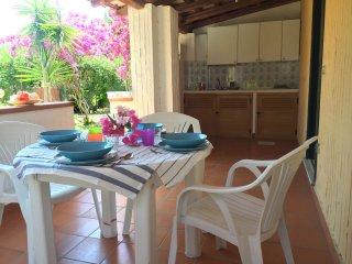Vulcano, bilocale con patio in residence, Isola Vulcano