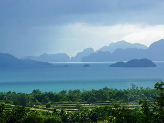 Stunning Sea & Island views, Thalang District
