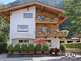 Alpen Appartements Mayrhofen - exclusiv Wohn
