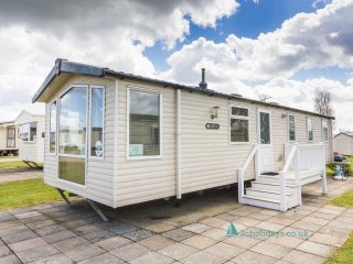 Ref 80080 Greenways -  8 berth caravan for hire at Haven Hopton