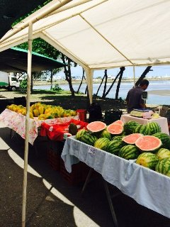' The Feria' ( Outdoor Farmer's Market ) Friday's after 4:30 PM Saturday all day
