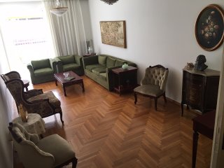 100m2 flat GreenAthenssuburb,2BDs,450m-metro, Cholargos