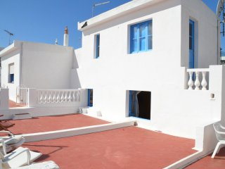 Une maison typique de l'Algarve