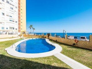 Primera linea de playa cerca de Marbella, Mijas