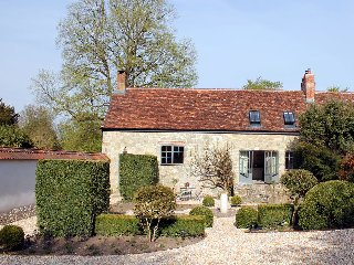 King's Cottage - North, Broad Chalke