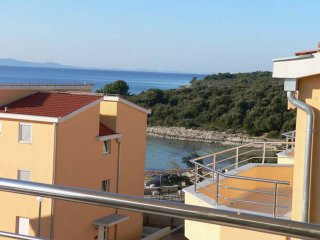 Apartment Ivan A5,  50 meters from the beach, Kozino