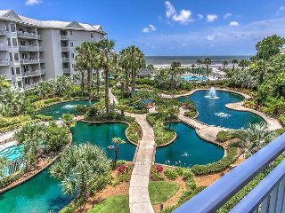 1305 SeaCrest -3rd Floor OCEANVIEW and Recently Updated, Hilton Head
