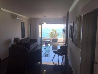 Beach Front Luxury 3 Bedroom Apartment, Limassol