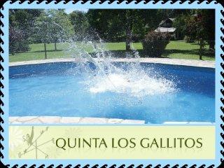 Alquiler temporario Casa Quinta, Exaltacion de la Cruz