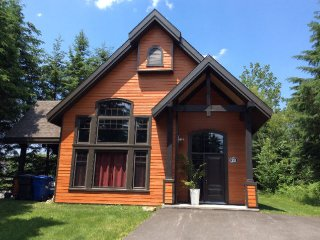 Luxurious chalet at La Cache Maxime, Quebec
