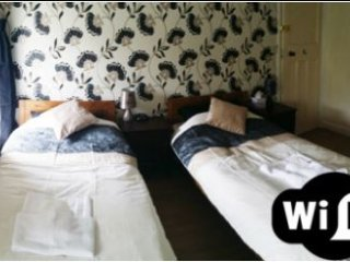 Kingsmede Bed & Breakfast Twin Room, Whitwell