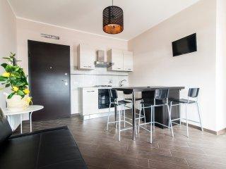 Appartamento luminoso con spedito balcone, Ladispoli
