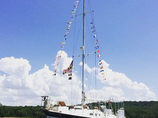 The Bahama Star! Your sailboat for the night!, Middle River