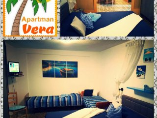 Apartment for 2 to 4 guests Island Čiovo Croatia, Okrug Gornji