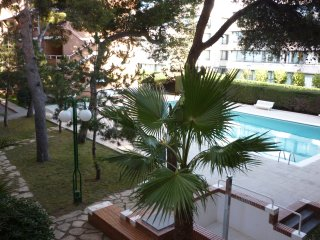 BEACH AND POOL VILANOVA APARTMENT HUTB-015656, Vilanova i la Geltru