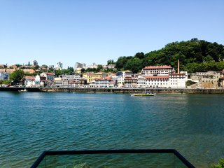 THE RIVER FLAT | the best views of Porto (waterfront)