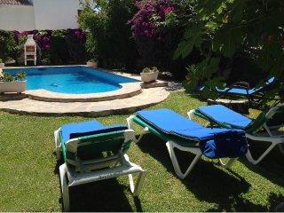 Villa 4 Chambres à coucher- Piscine - Plage -8-10P