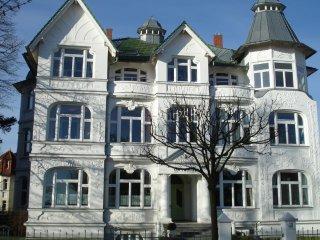 Ferienwohnung Büge Seeseite 8a, Seebad Ahlbeck