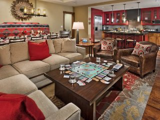 One Steamboat Place - Buck Mountain #307 - 4 BR ski-in/ski-out Luxury, Steamboat Springs