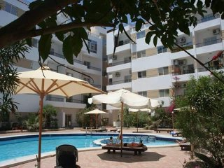 Apartment with private roof terrace, sea view, Hurghada