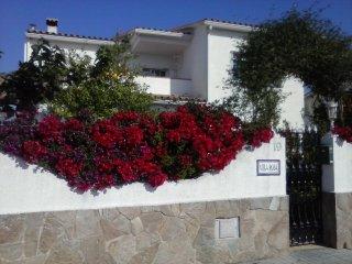 Chalet entre Sitges y Vilanova, hermosas vistas