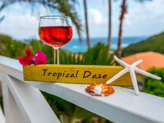 Tropical Daze - Private Pool Villa with Views, Teague Bay