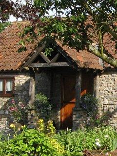 Beanacre Barn - 'What a find!' near Wells Somerset