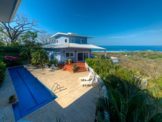 Private, Hilltop Villa With Expansive Ocean Views, Nosara