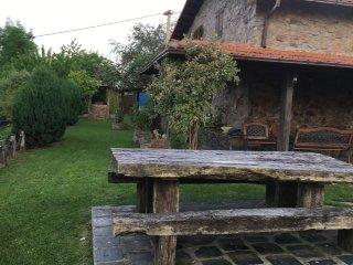 Casa de campo, Pola de Laviana
