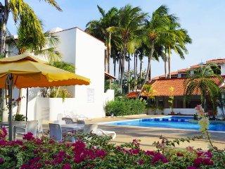 Apartamento Tropical, bello, seguro y cómodo