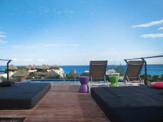 La Mar 1BR  Aparthotel by KVR, Playa del Carmen