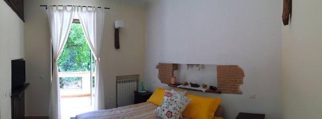 Camera  degli Aranci - Balcone su terrazzo
