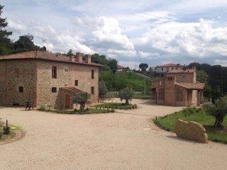Borgo Giorgione Villa 18 persone, Monteleone d'Orvieto